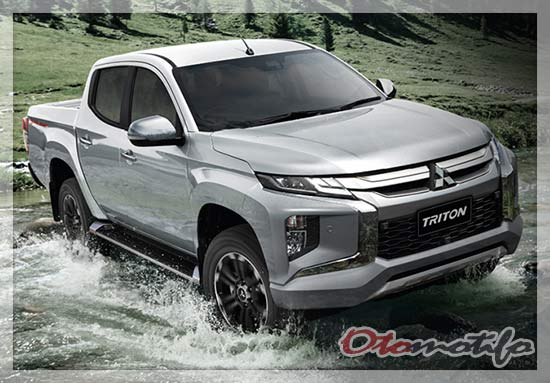 Harga Mitsubishi Triton 2021 Spesifikasi Double Cabin Terbaru