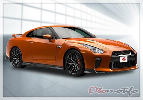 Spesifikasi dan Harga Nissan GT-R