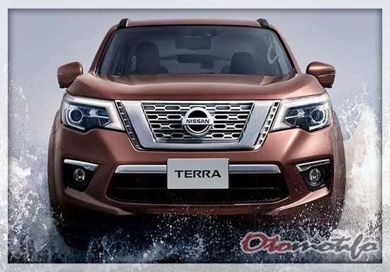 Spesifikasi dan Harga Nissan Terra