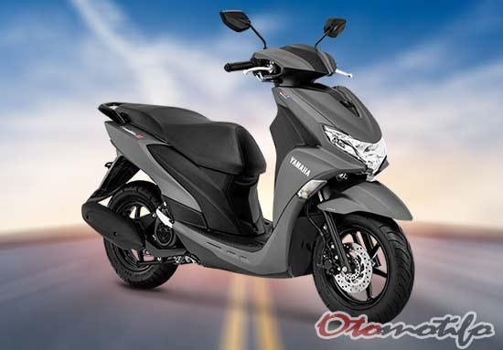 Spesifikasi dan Harga Yamaha FreeGo S Version