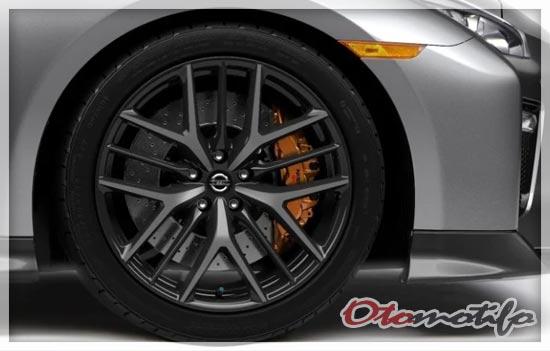 Velg Nissan GT-R