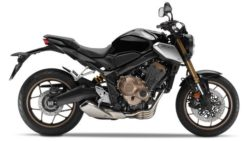 WARNA HONDA CB650R GRAPHITE BLACK