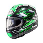 Arai SNI RX7X Ghost Green
