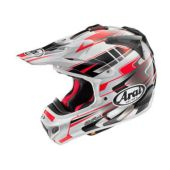 Arai VX-4 Tip Red
