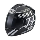 Arai Vector-X Isle of Man