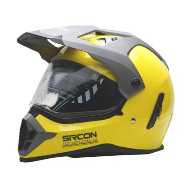 Cargloss Sircon Supermoto Yellow