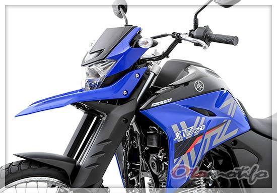 Desain Yamaha XTZ 250