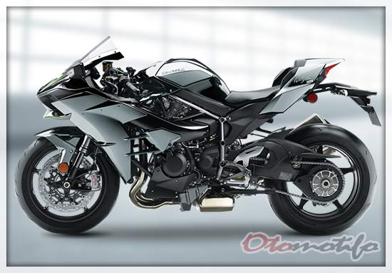 Fitur Kawasaki Ninja H2