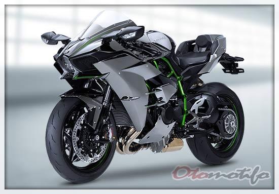 Gambar Kawasaki Ninja H2