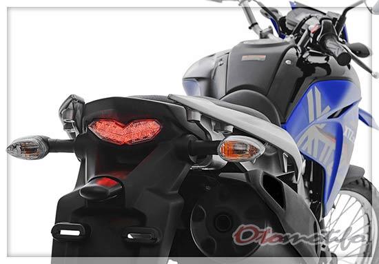 Gambar Motor Trail Yamaha XZT 250