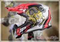 Harga Helm Cross JPX