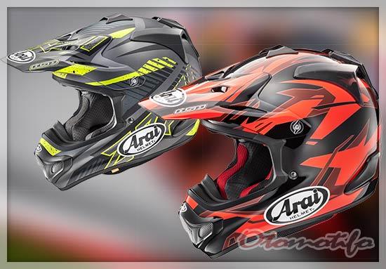 Harga Helm Motocross Arai