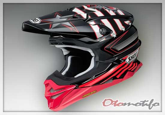 Harga Helm Motocross Shoe