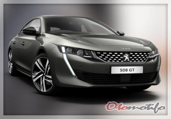 Harga Mobil Peugeot 508