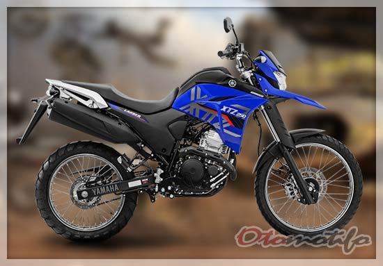 Harga Yamaha XTZ 250
