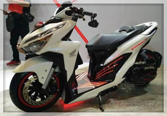 Modifikasi Vario 125 New