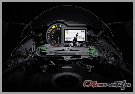 Speedometer Kawasaki Ninja H2
