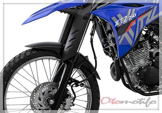 Suspensi Yamaha XTZ 250