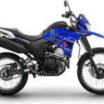 Warna Yamaha XTZ 250 Biru