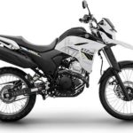 Warna Yamaha XTZ 250 Putih