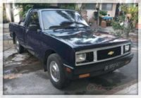 Chevrolet Pick Up 1986