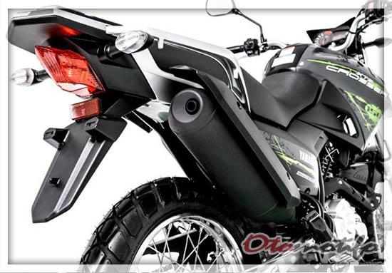 Desain Yamaha XTZ 150