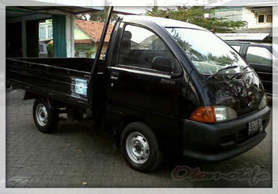 Gambar Daihatsu Espass Pick Up
