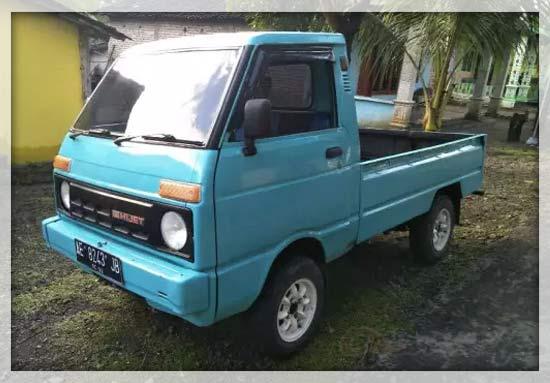 Gambar Daihatsu Hijet Pick Up