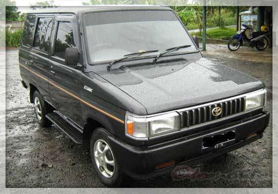 Toyota kijang Super G 1996