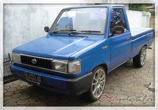 Gambar Toyota Kijang Super Pick Up