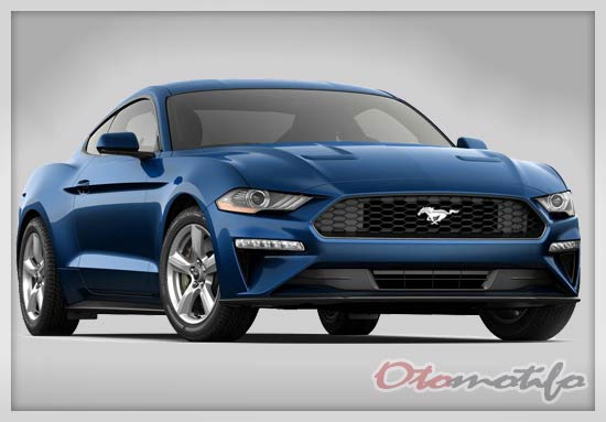Harga Ford Mustang EcoBoost Fastback