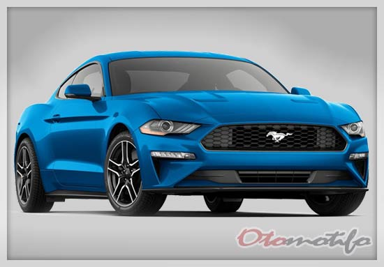 Harga Ford Mustang EcoBoost Premium Fastback