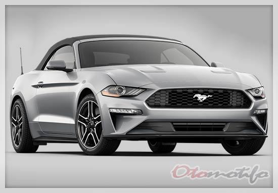 Harga Ford Mustang GT Premium Convertible
