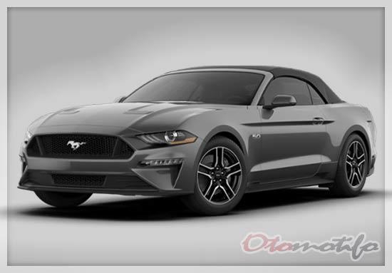 Harga Ford Mustang EcoBoost Premium Convertible