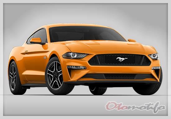 Harga Ford Mustang GT Premium Fastback