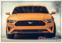 Harga Ford Mustang di Indonesia
