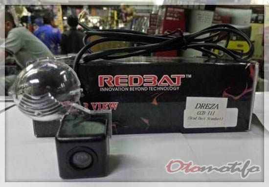 Harga Kamera Mundur Mobil Redbat