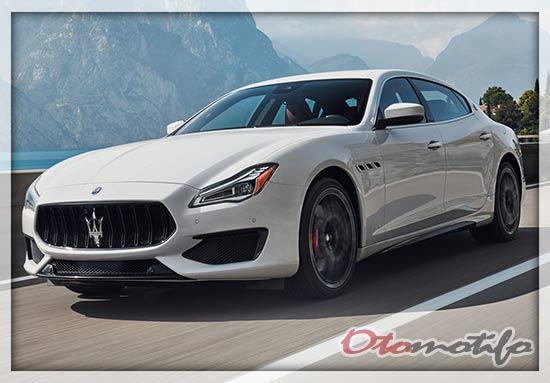 Harga Mobil Sport Maserati