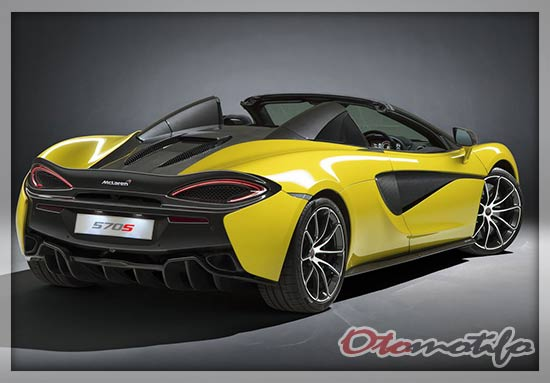 Harga Mobil Sport McLaren