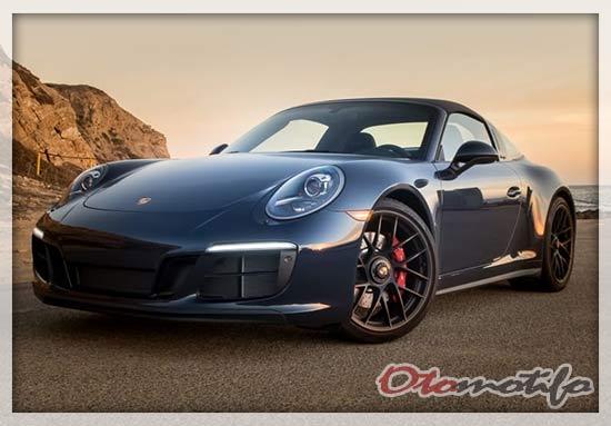 Harga Mobil Sport Porsche
