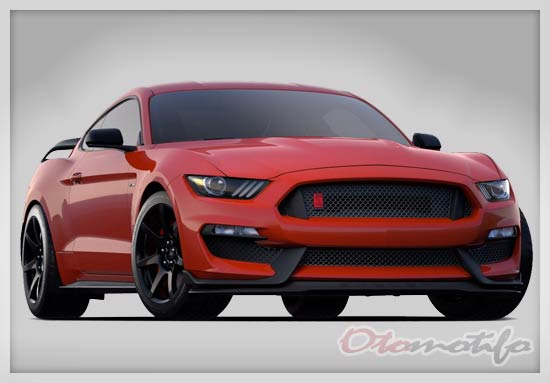 Harga Ford Mustang Shelby GT350R