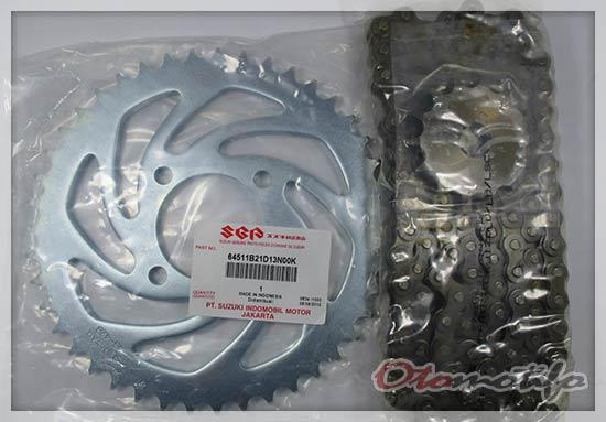 Harga Rantai Motor Suzuki Genuine Parts