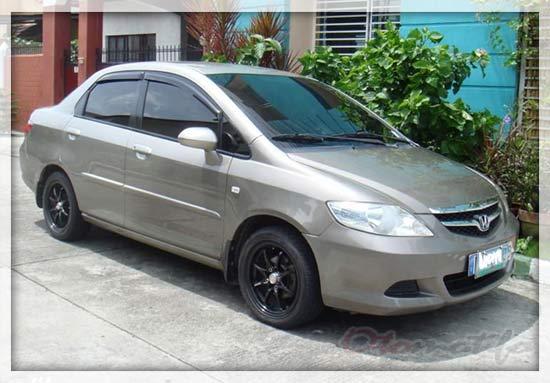 Honda City i-DSI 2006