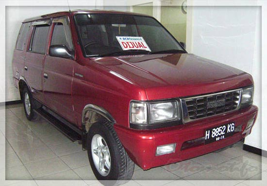 Isuzu Panther Royal 2000