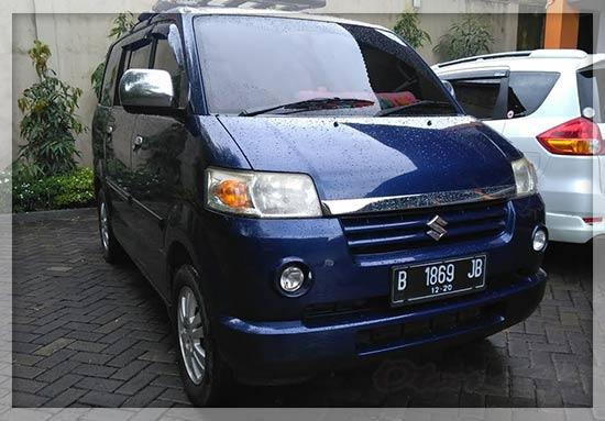 Mobil Bekas 60 Jutaan Suzuki APV