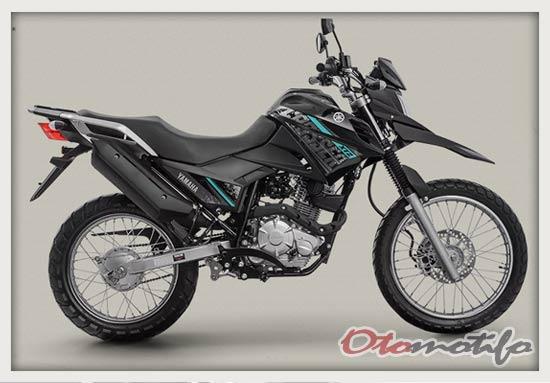 Spesifikasi Motor XTZ 150