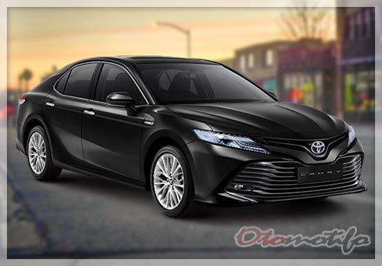 Spesifikasi dan Harga Toyota Camry 2019