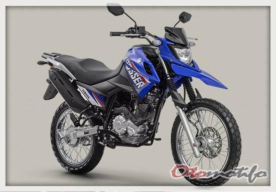 Spesifikasi dan Harga Yamaha XTZ 150 Crosser