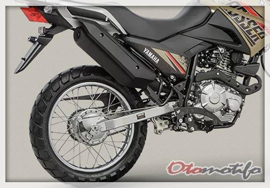 Suspensi Motor Yamaha XTZ 150