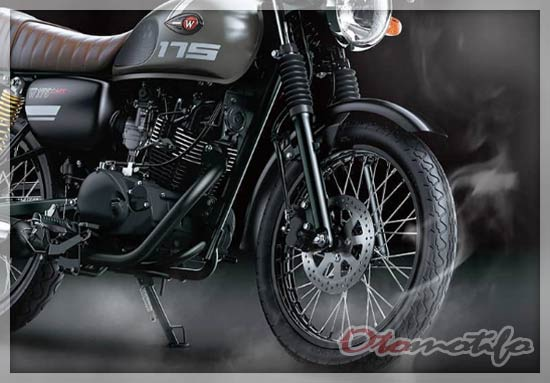 Suspensi W175 Cafe